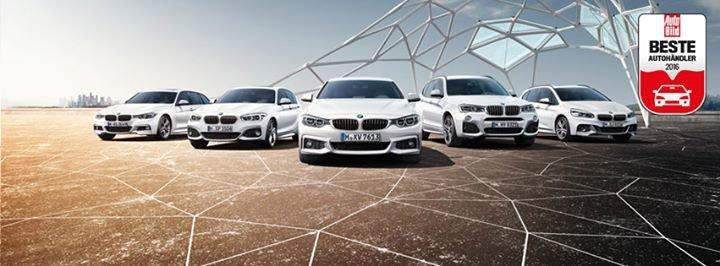 BMW Niederlassung München cover