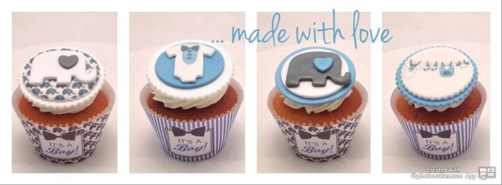 Halo Cupcakes cover