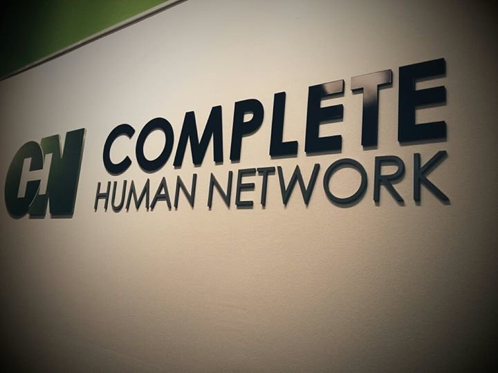 Complete Human Network cover