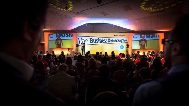The Business Networking Show cover