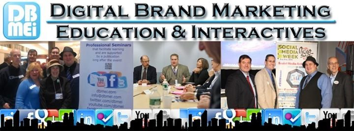 Digital Brand Marketing Education cover