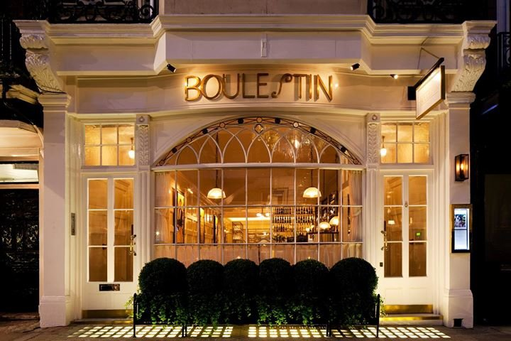 Boulestin London cover