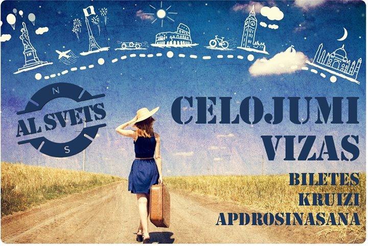 Alsvets Tūrisma Aģentūra cover
