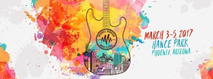 McDowell Mountain Music Festival cover