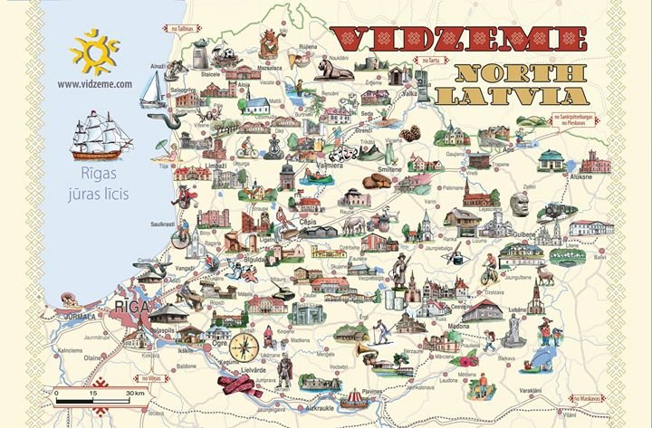 Vidzeme.com cover