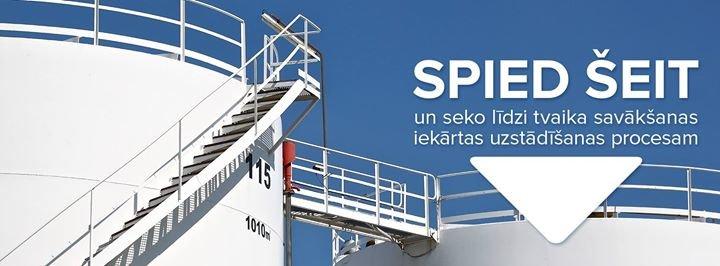 Ventspils nafta termināls (VNT) cover