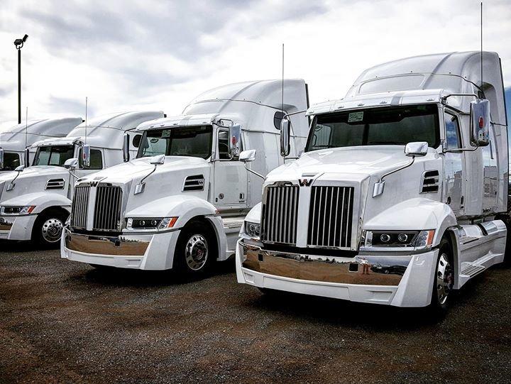 Sterling Western Star Trucks Alberta Ltd. cover
