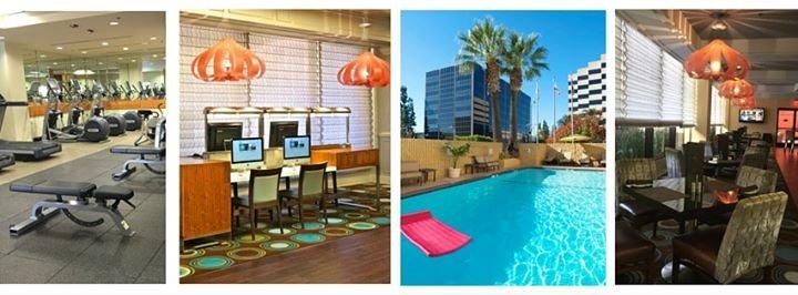 Hilton Pasadena cover