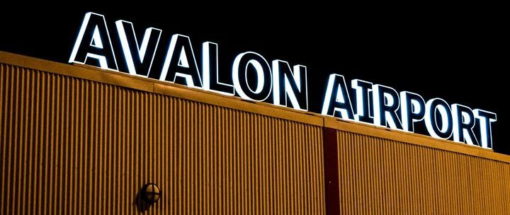 Avalon Airport cover