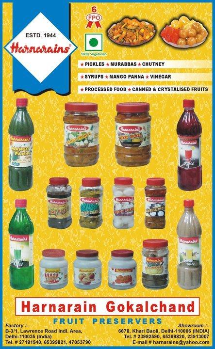 HG Gourmet Foods cover