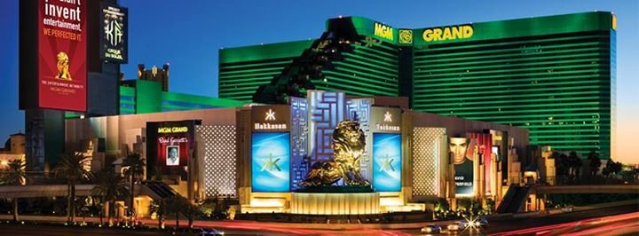 MGM Grand Las Vegas cover