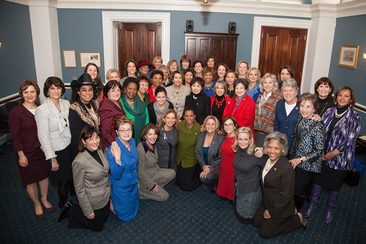 Women's Congressional Policy Institute cover