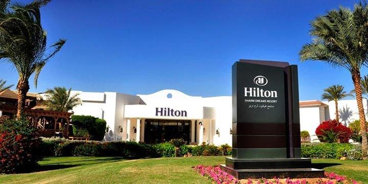 Hilton Sharm Dreams Resort cover