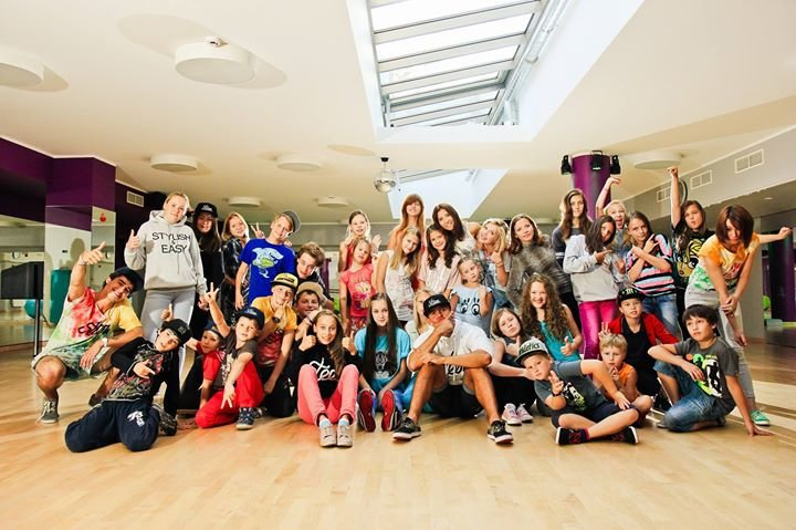 Jurmala dance center cover