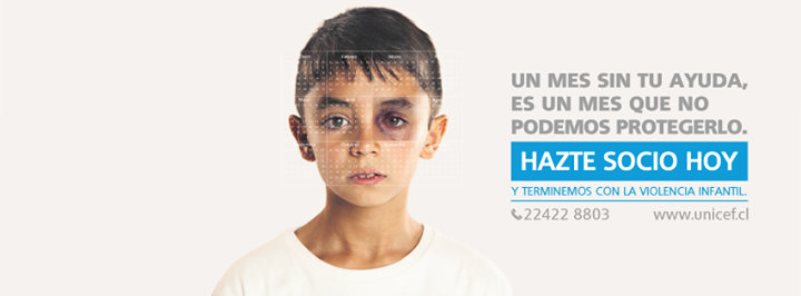 Unicef Chile cover