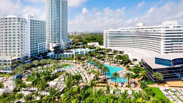 Fontainebleau Miami Beach cover