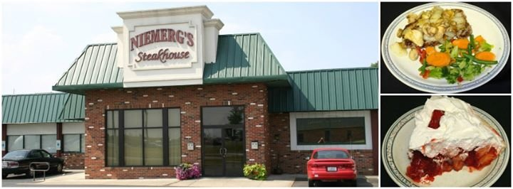 Niemerg's Steak House & Brass Rail Lounge cover