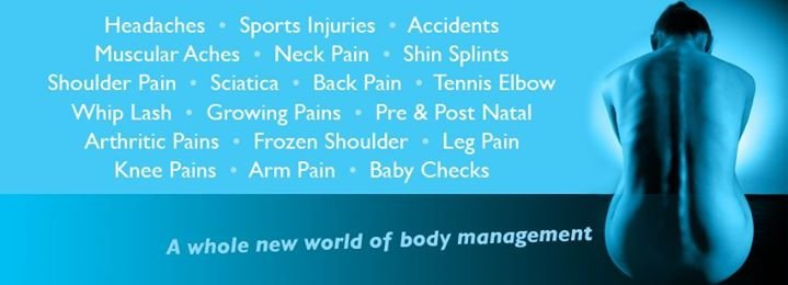 Chiropractic Matters Ltd cover