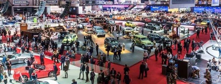 Salon international de l'automobile Genève cover