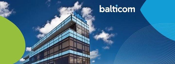 A/S Balticom cover