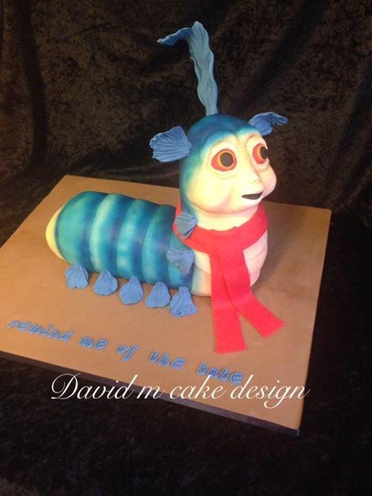 David M Cake Design cover