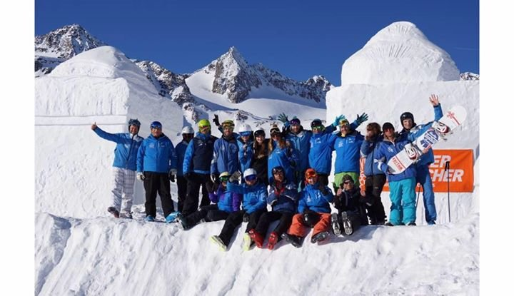 Ski & Snowboardschule Olympia Neustift cover