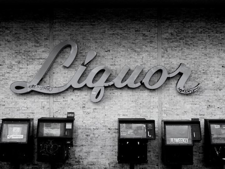 The Liquor Store Deansgate cover