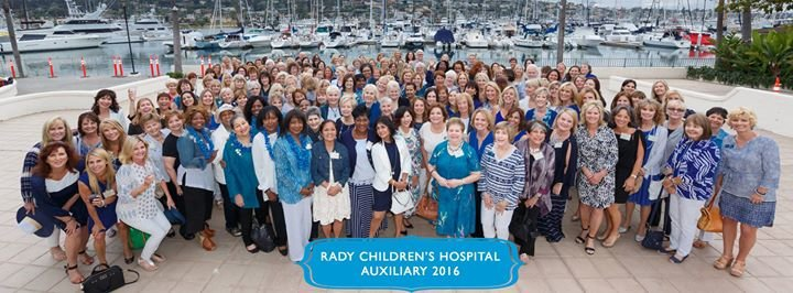 Rady Children's Hospital Auxiliary cover