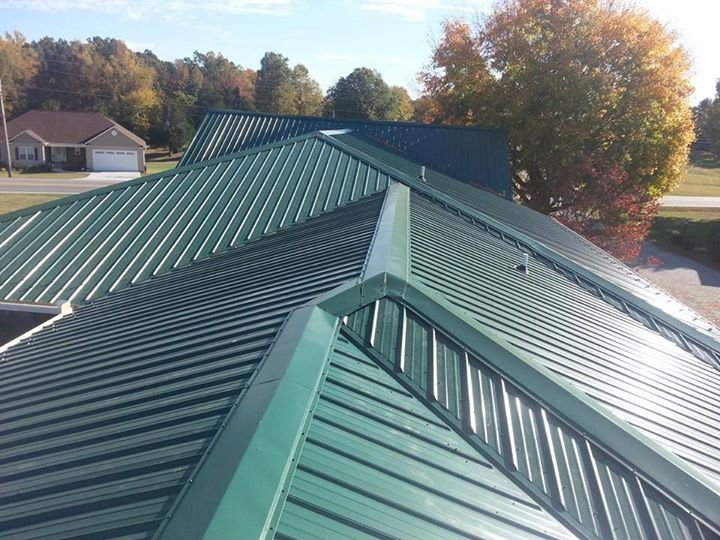 Color Metal Roofing, Inc. cover