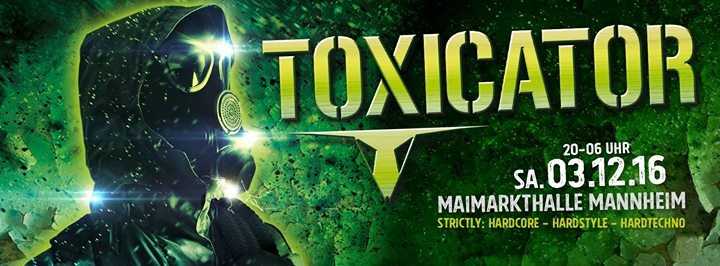 Toxicator cover