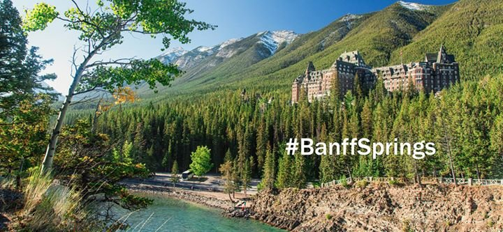 Fairmont Banff Springs cover