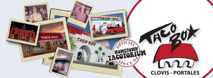 Taco Box cover