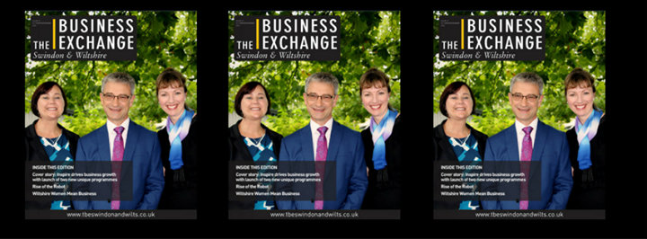 The Business Exchange Swindon & Wiltshire cover