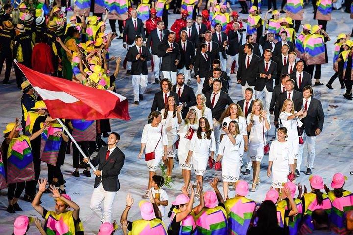 Latvijas Olimpiskā Komiteja cover