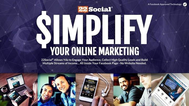 22Social cover