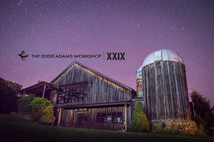 Eddie Adams Workshop cover