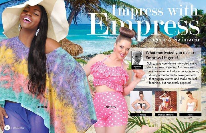 Empress Lingerie cover