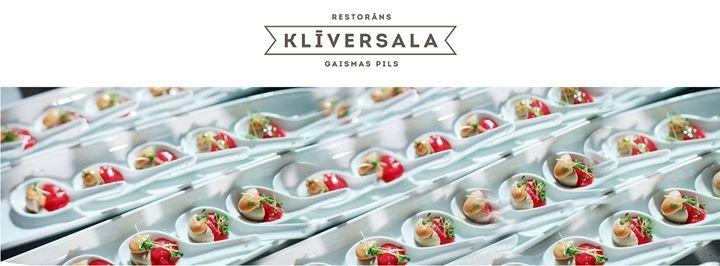"""Gaismas Pils restorāns """"Klīversala"""" cover"""