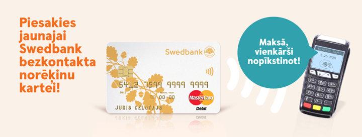 Swedbank Latvia cover