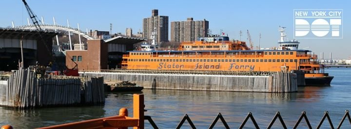 Staten Island Ferry cover