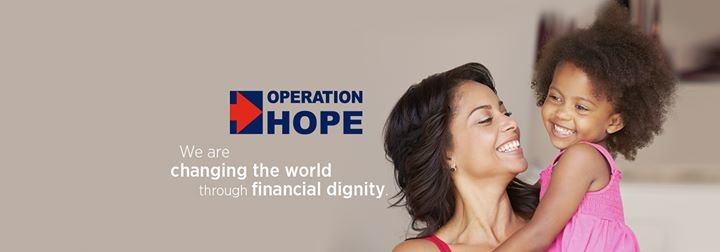Operation HOPE, Inc. cover