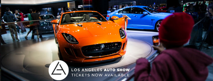 Los Angeles Auto Show cover