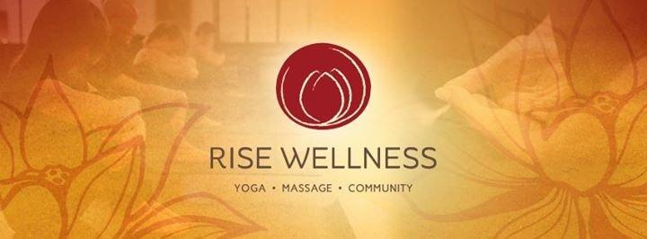 Rise Yoga cover