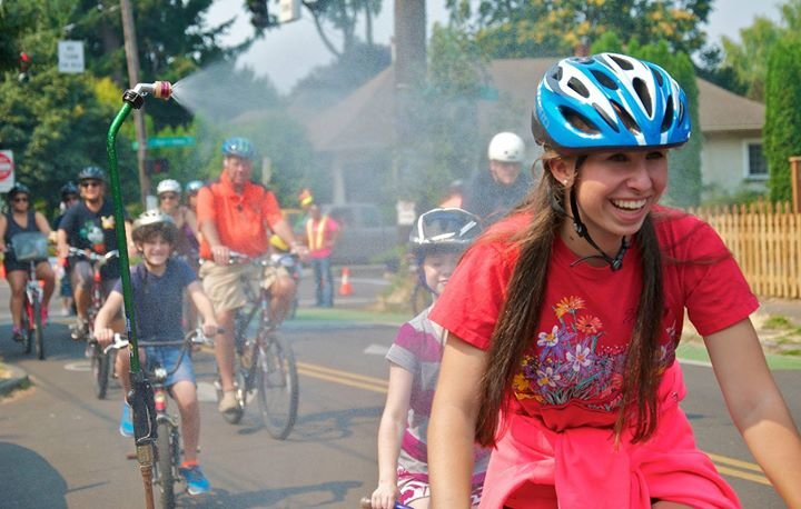 Portland Sunday Parkways cover