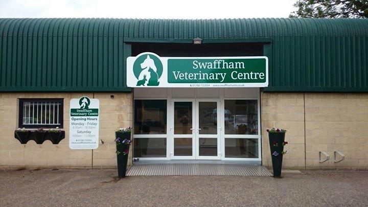 Swaffham Veterinary Centre cover