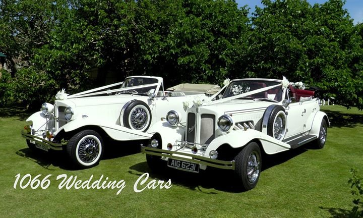 1066 Wedding Cars cover