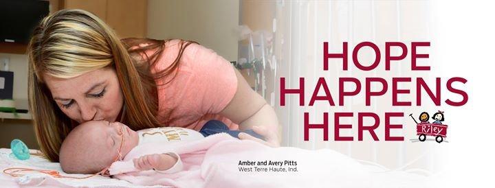 Riley Children's Foundation cover