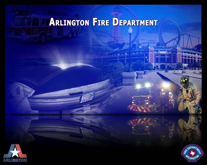 Arlington Fire Department Random Acts of Kindness cover