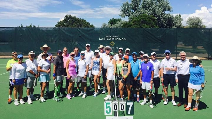 The Club at Las Campanas Fitness, Tennis and Spa cover