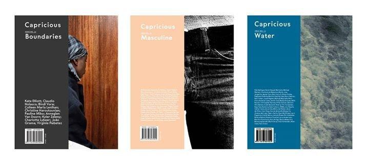Capricious cover